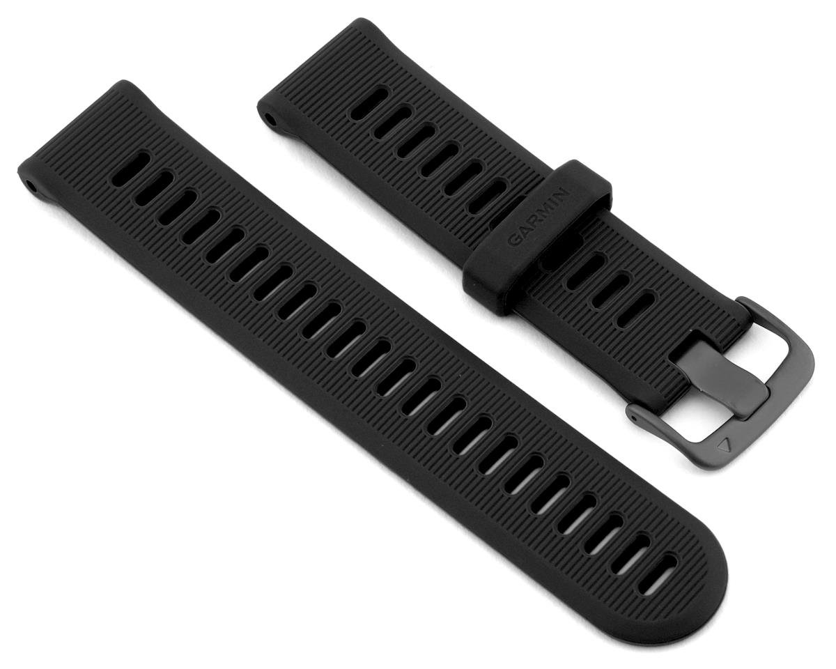 Garmin Forerunner 945 Watch Band (Black/Slate)