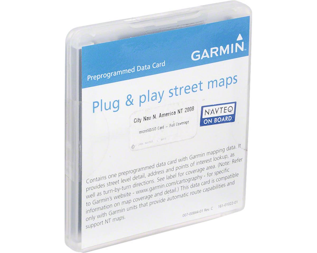 Garmin City Navigator Electronic Map of North America SD/MicroSD Card (Black)