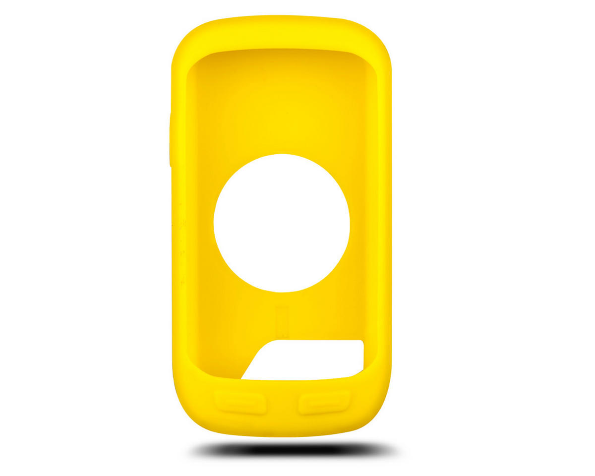 Silicone Case (Edge 1000) (Yellow)