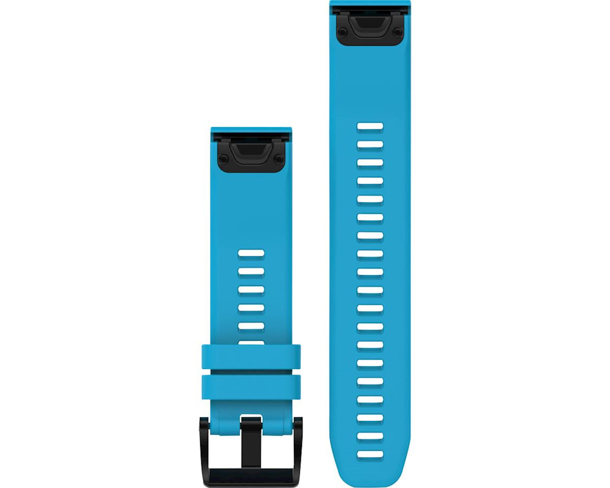 Garmin Quickfit 22 Watch Band: Blue