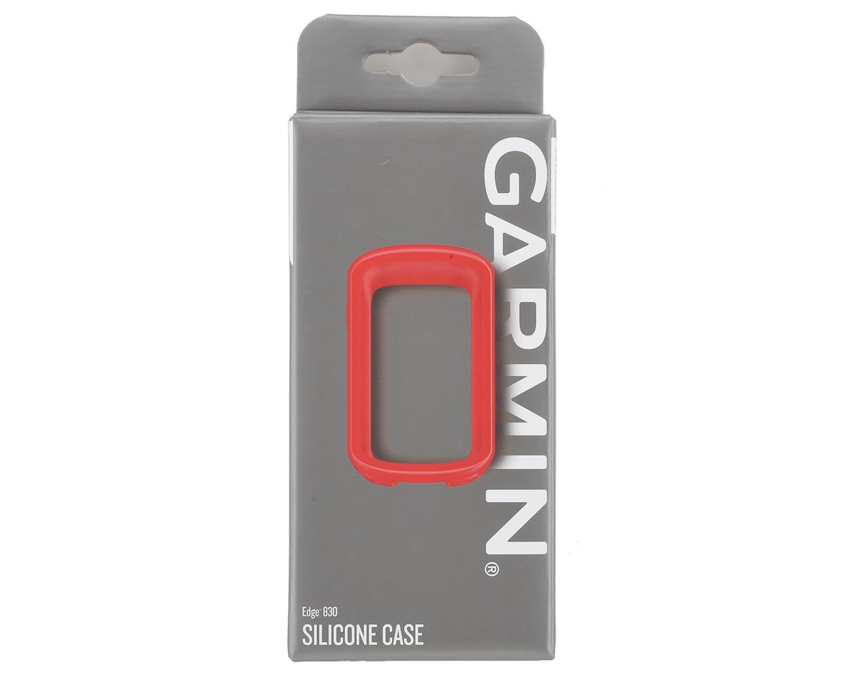 Image 2 for Garmin Edge 830 Silicone Case (Red)