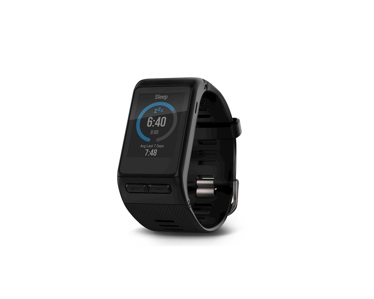 Garmin Vivoactive HR -- GPS Smartwatch with Wrist-based Heart Rate (Black)