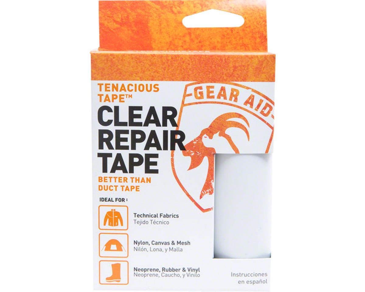 Tenacious Tape: Clear