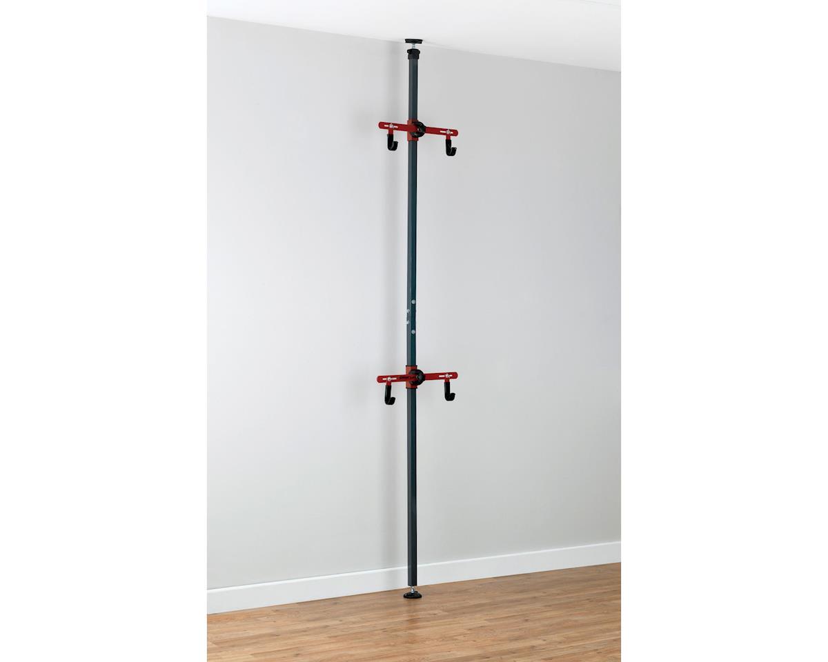 Image 1 for Gear Up Platinum Floor-To-Ceiling Bike Rack