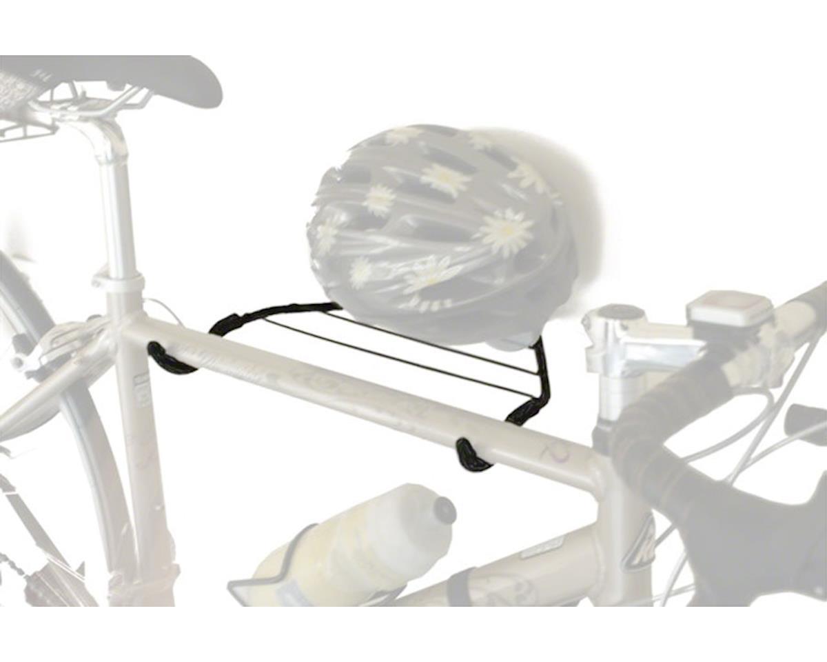 Gearup Gear Up Off The Wall Horizontal Wall Mount Storage Rack (Black) (1-Bike)