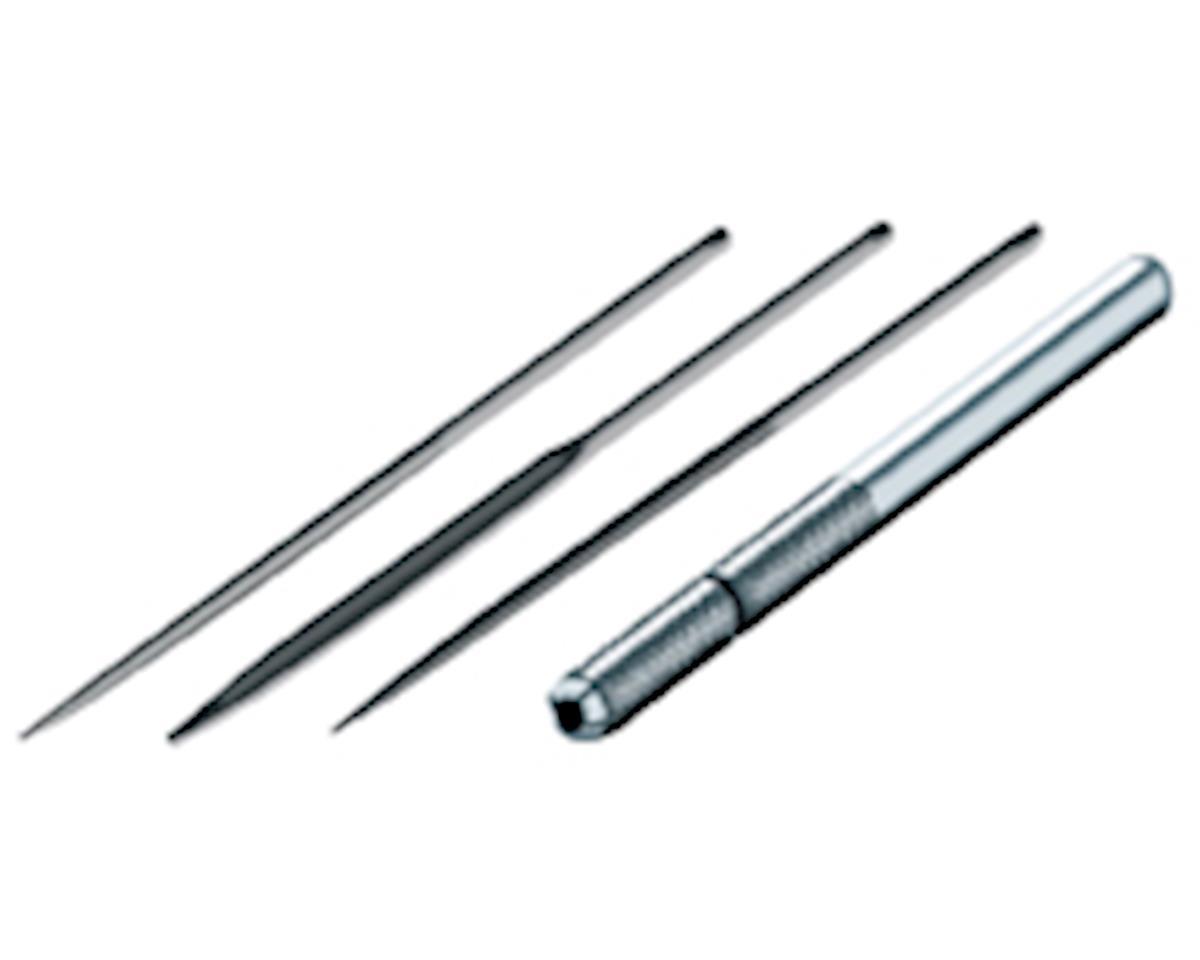 Precision Needle File Set