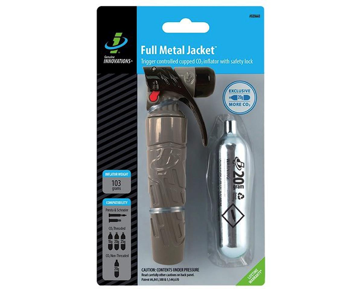 Full Metal Jacket Trigger Inflator: Includes 20 gram Non-thr