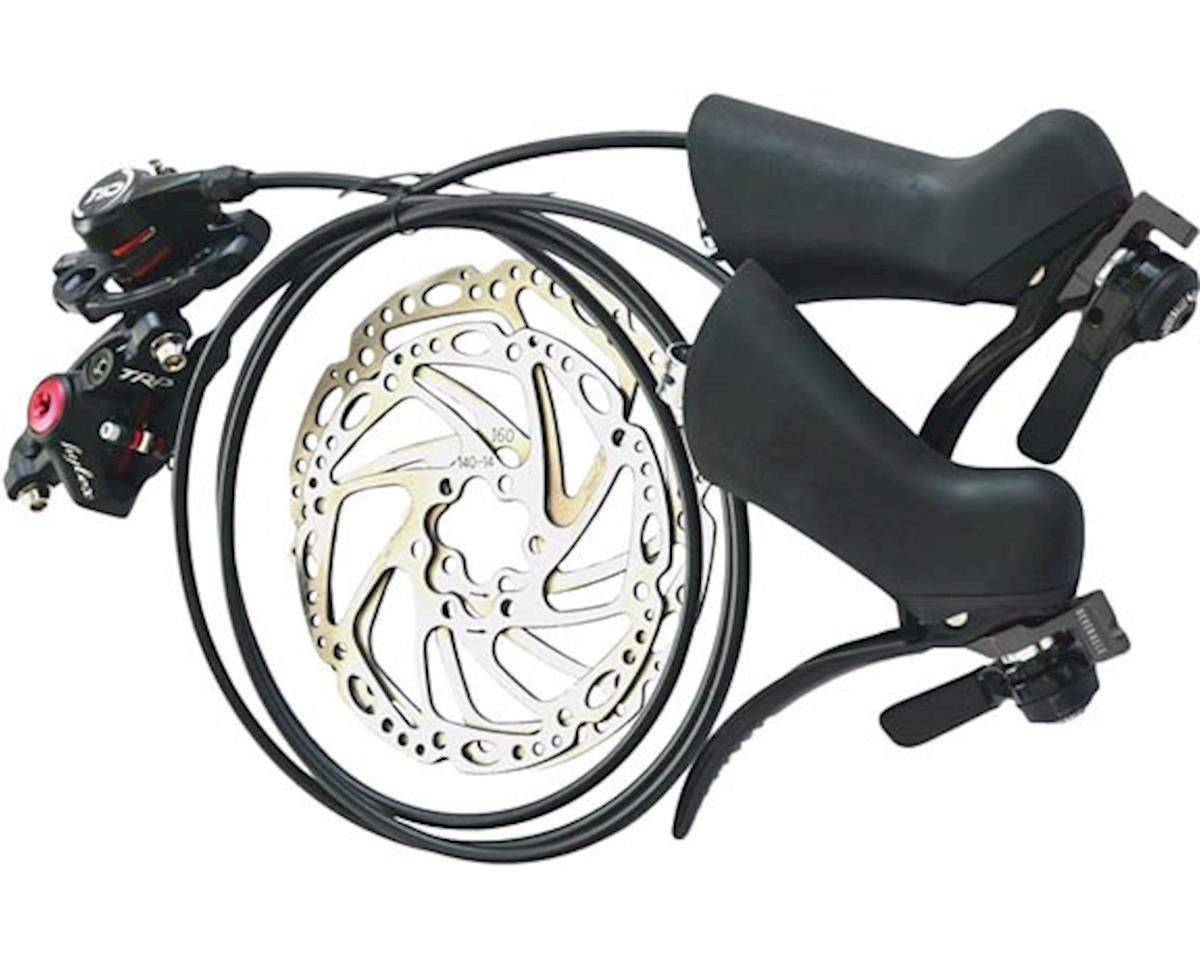 Gevenalle CX Hydro Integrated Brake and Shifter Set 2x10 Shimano Road with Hydra