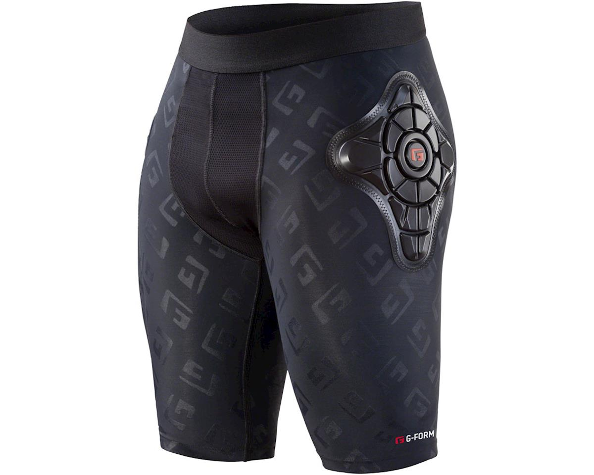 Pro-X Men's Short (Black/Embossed G)