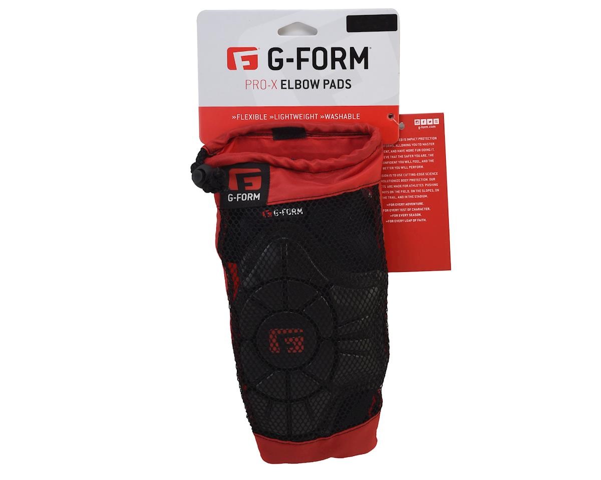 Image 2 for G-Form Pro-X Elbow Pad (Blk/Blk/BlkG) (S)