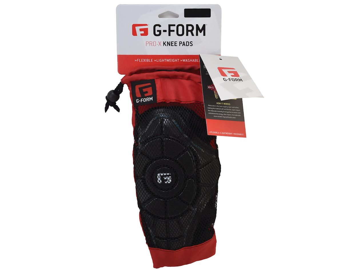 G-Form Pro-X Knee Pad (Black/Teal/BlkG)