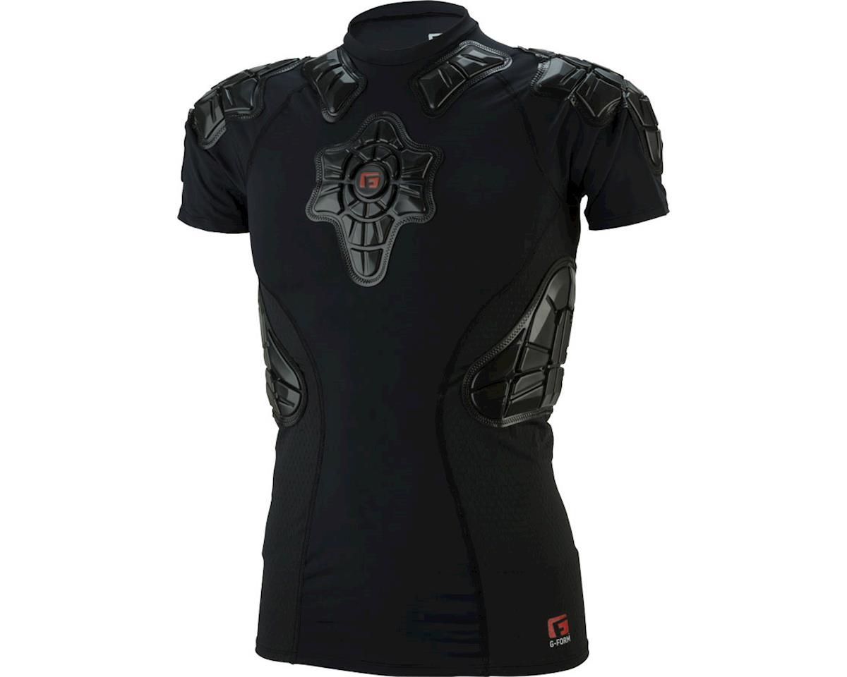 G-Form Pro-X Compression T Shirt: Black, XL