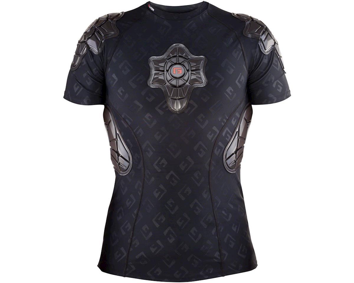 G-Form Pro-X Short Sleeve Shirt (Black/Embossed G) (L)