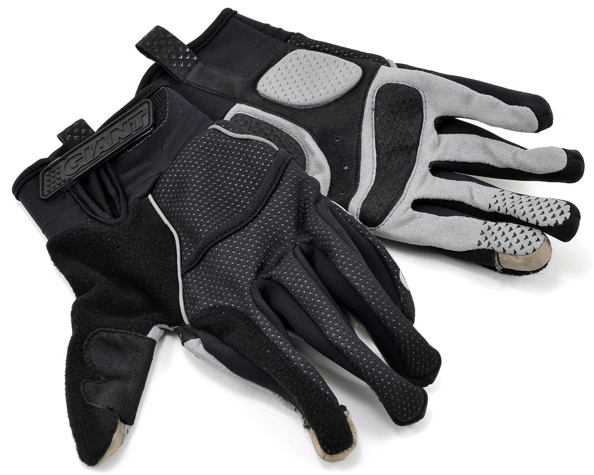 Giant Chill Bike Gloves (Black) (XS)