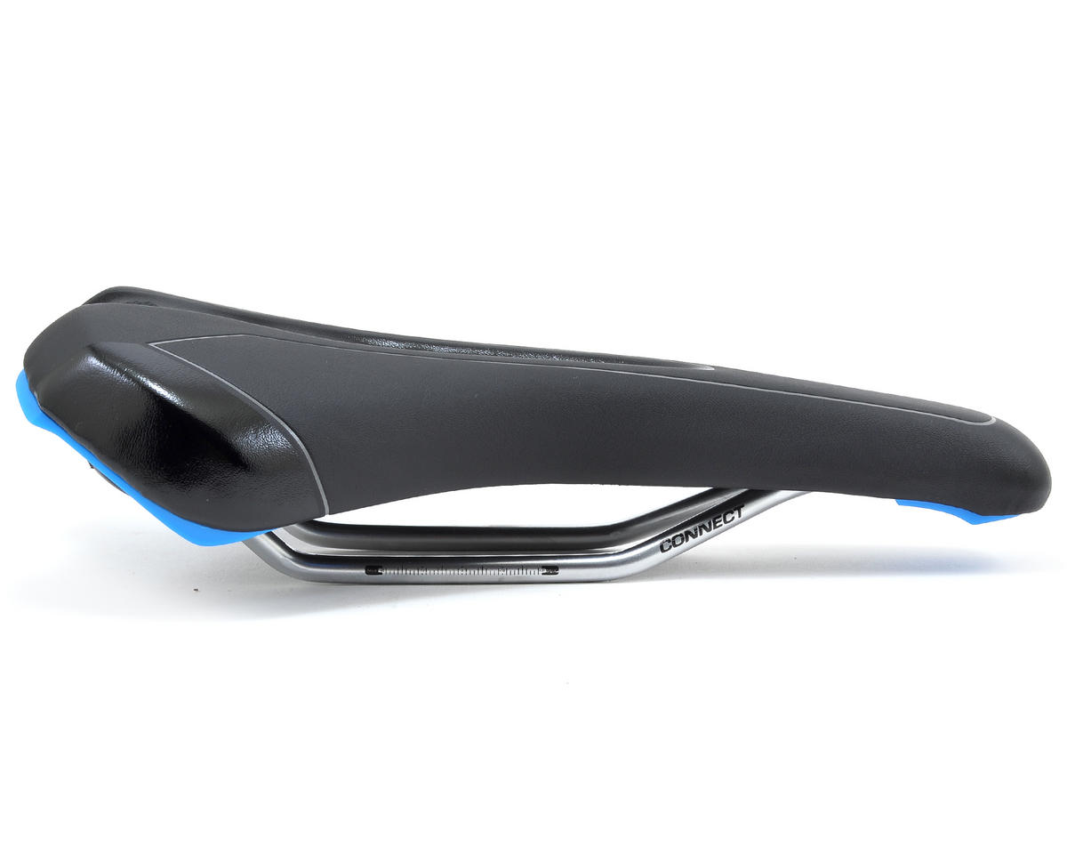 Giant Connect Forward Saddle (Black/Grey)