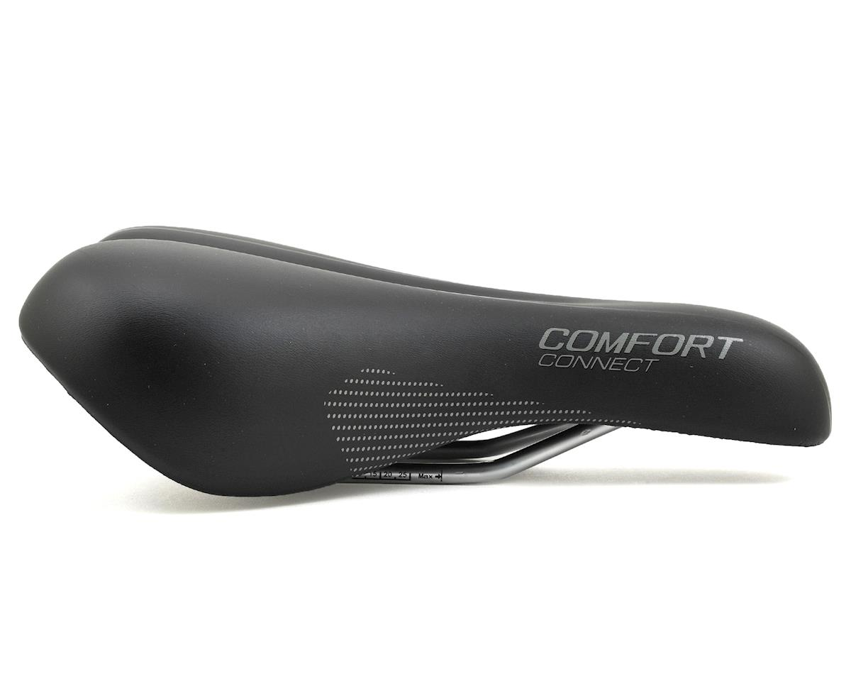 Giant Connect Comfort Saddle (Black)