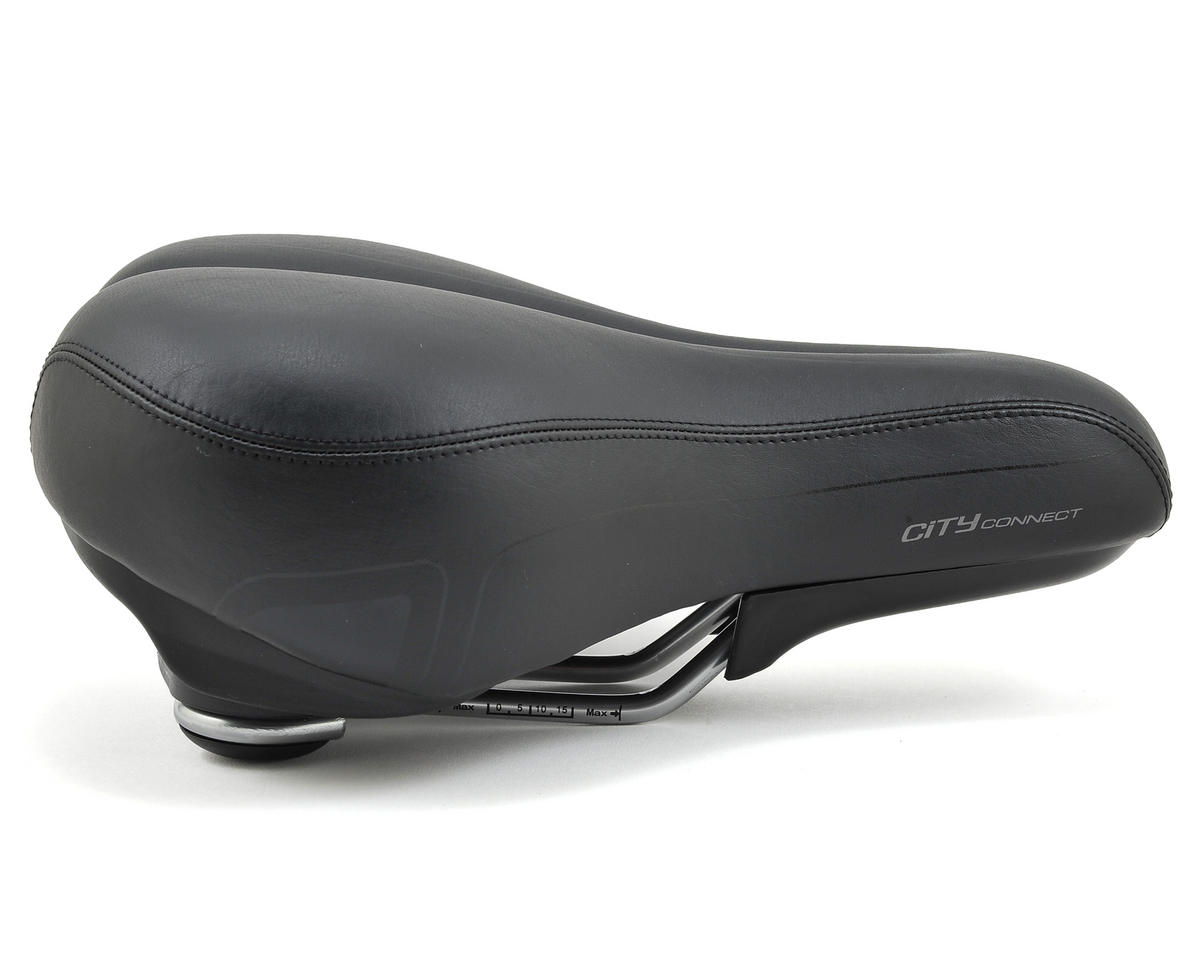 Giant Connect City Unisex Saddle (Black)