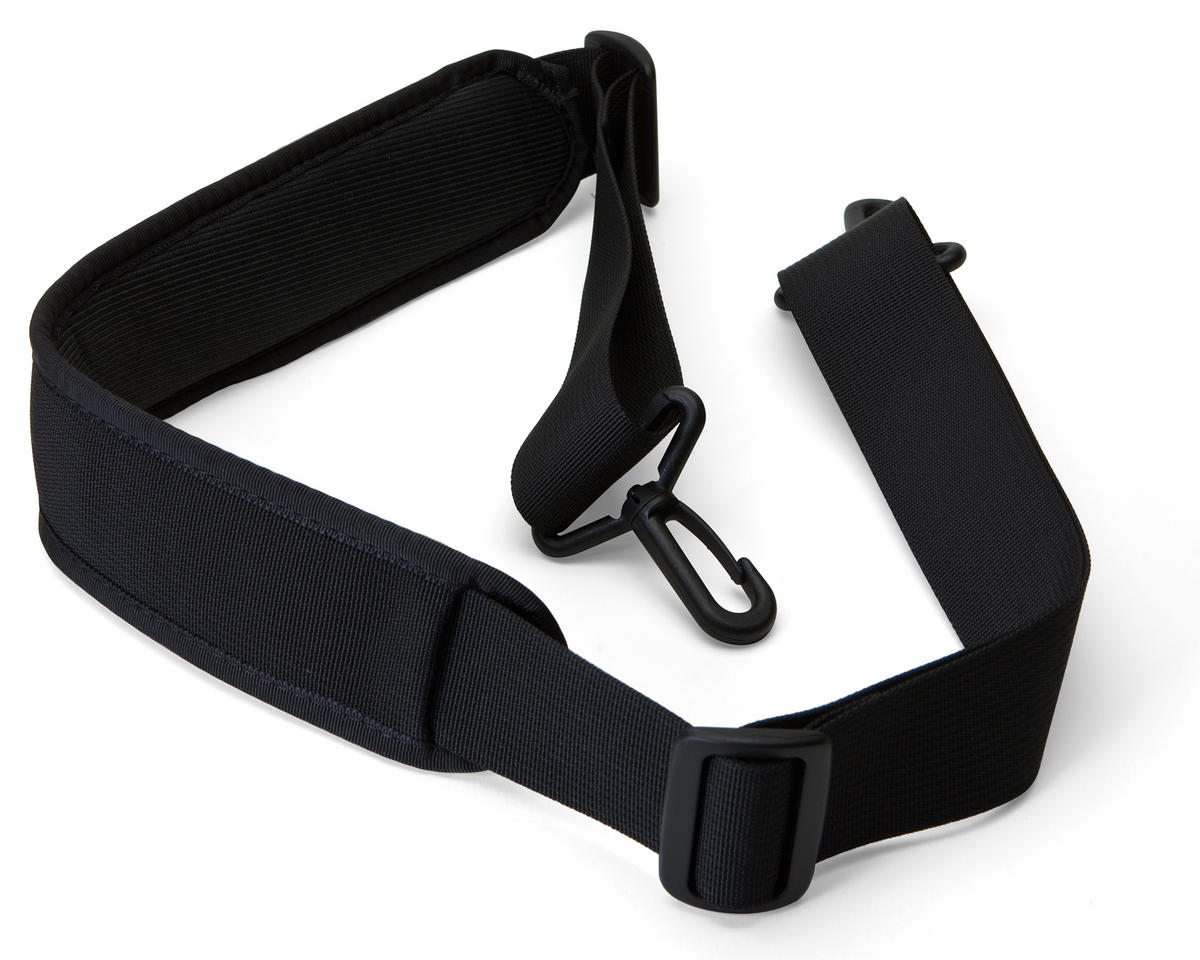 Giant Padded Pannier Shoulder Strap (Black)