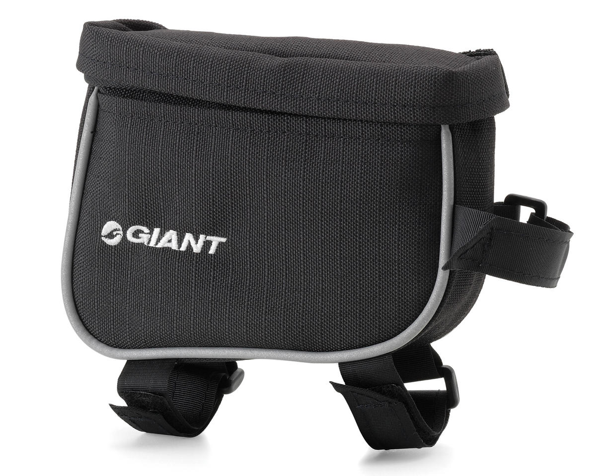 Giant ToGo Single Bike Frame Bag (Black)