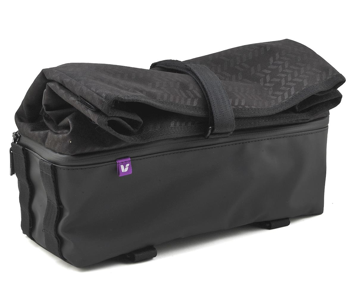Liv/Giant Vecta Trunk Bag (Black/Purple)