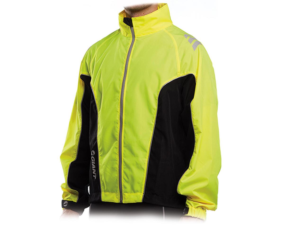Giant Sport Wind Bike Jacket (Yellow)