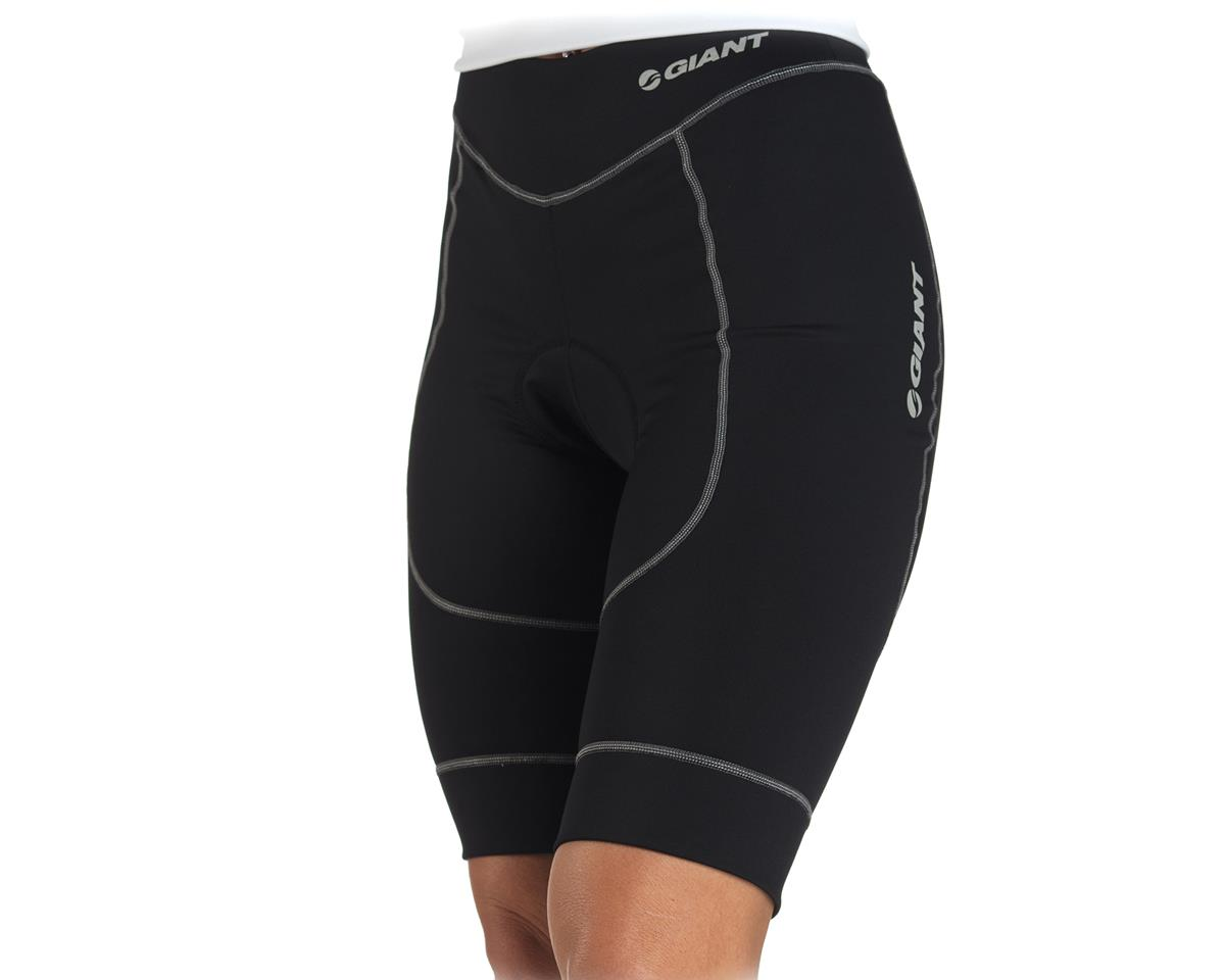 Giant Womens Performance Bike Shorts (Black)