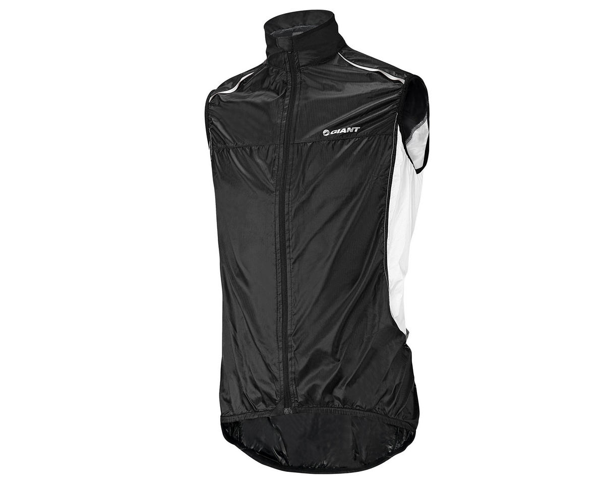 Giant SuperLight Wind Bike Vest (Black)