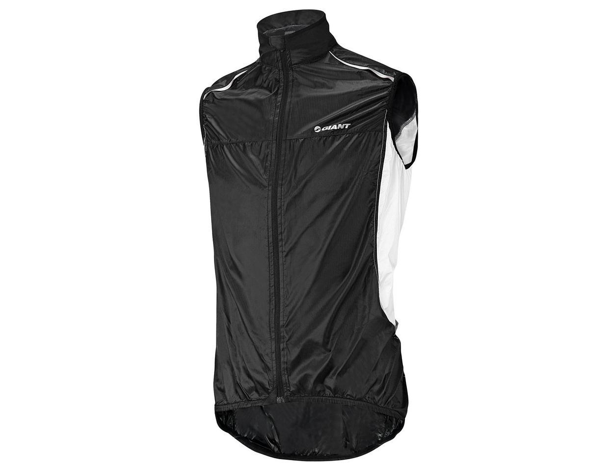 Giant SuperLight Wind Bike Vest (Black) (L)