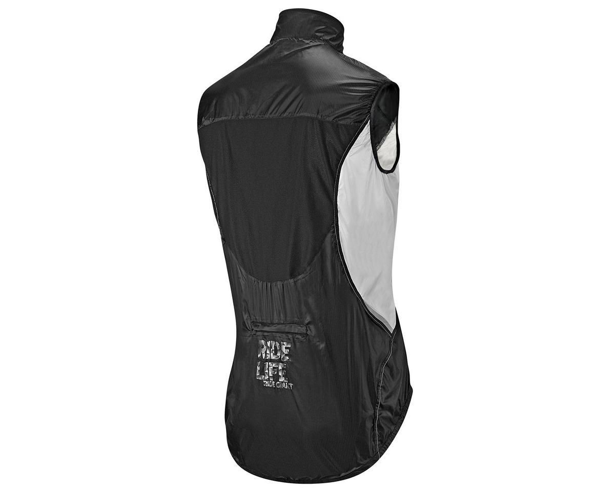 Giant SuperLight Wind Bike Vest (Black) (XL)