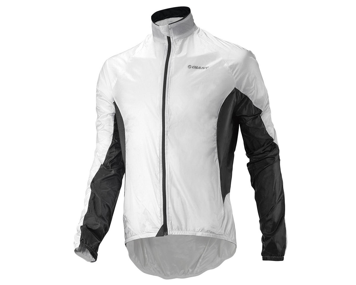 Giant SuperLight Wind Bike Jacket (White)