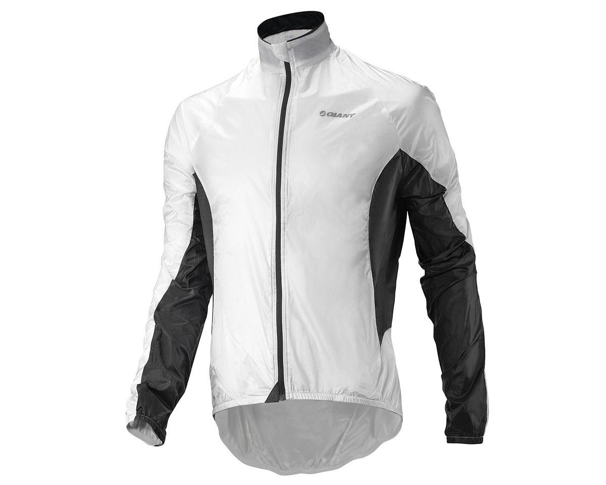 Giant SuperLight Wind Bike Jacket (White) (M)