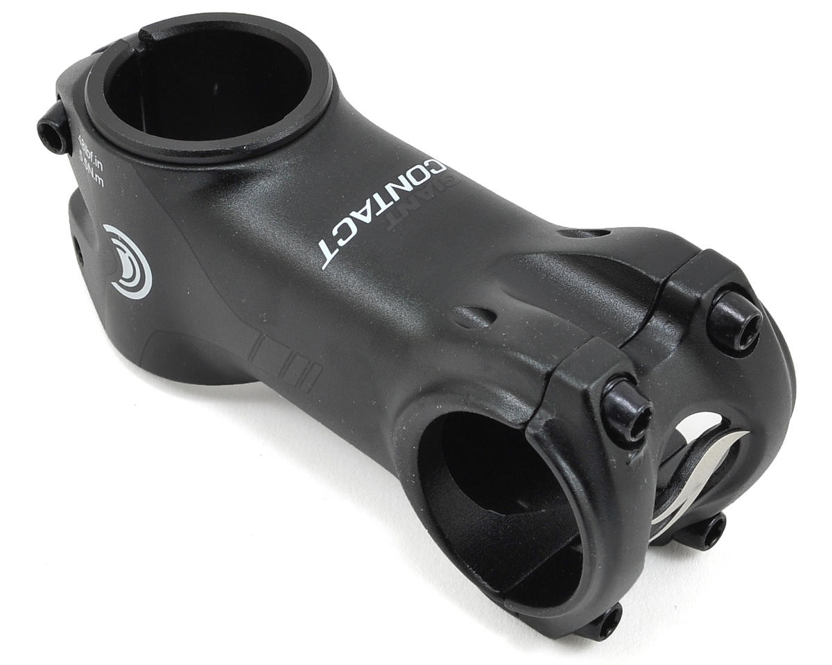 "GIANT OverDrive2//1 Contact OD2 Bike Stem 70mm  8 deg Black 1-1//4/"",1-1//8/"" Black"
