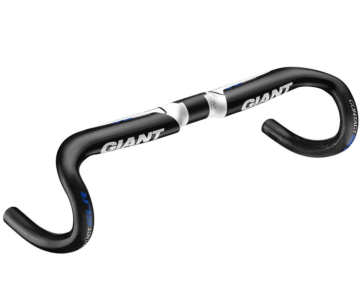 Giant Contact SLR Aero Road Handlebar (Black/White) (31.8 x 38cm)