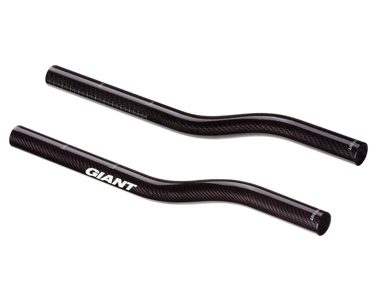 Giant Connect SL Carbon Aerobar Extensions (S Bend)