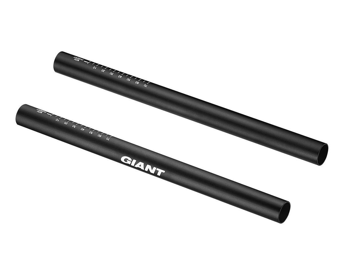 Giant Alloy Aerobar Extensions (Straight)