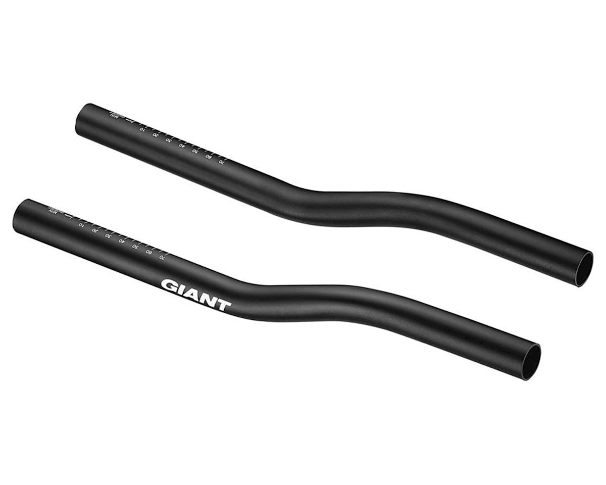 Giant Alloy Aerobar Extensions (S Bend)