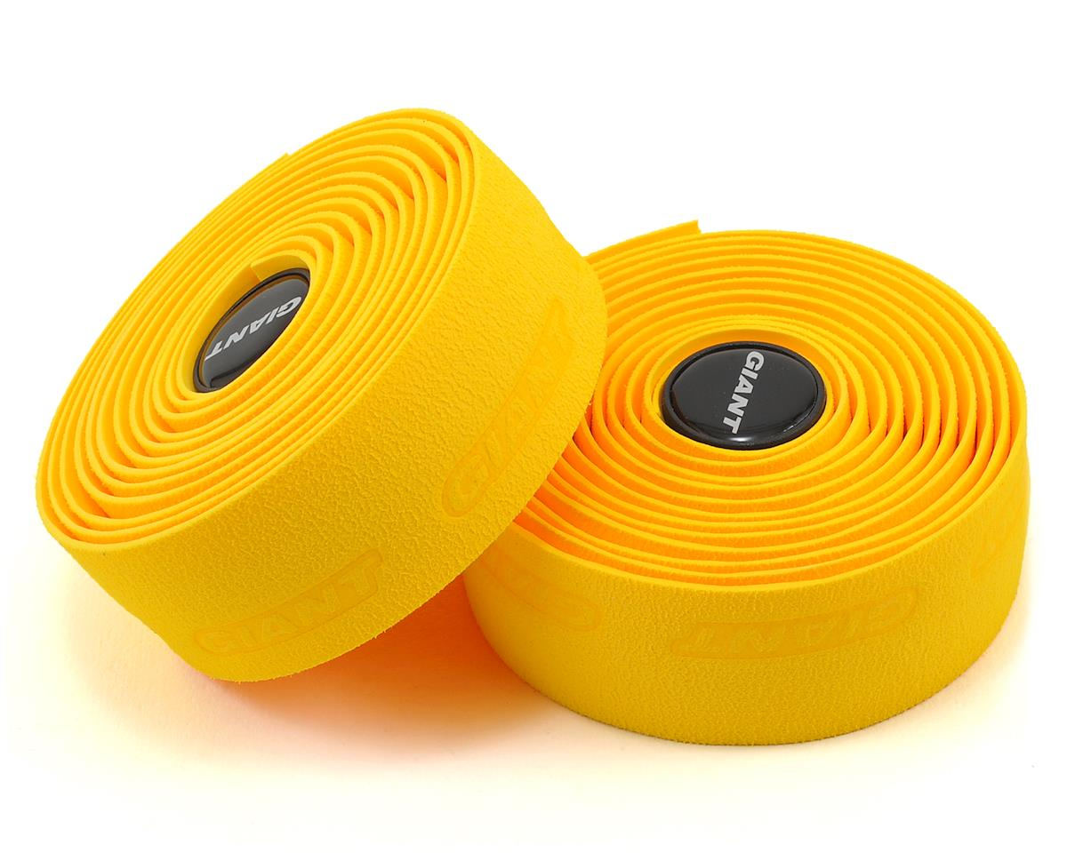 Giant Connect Gel Handlebar Tape (Yellow)