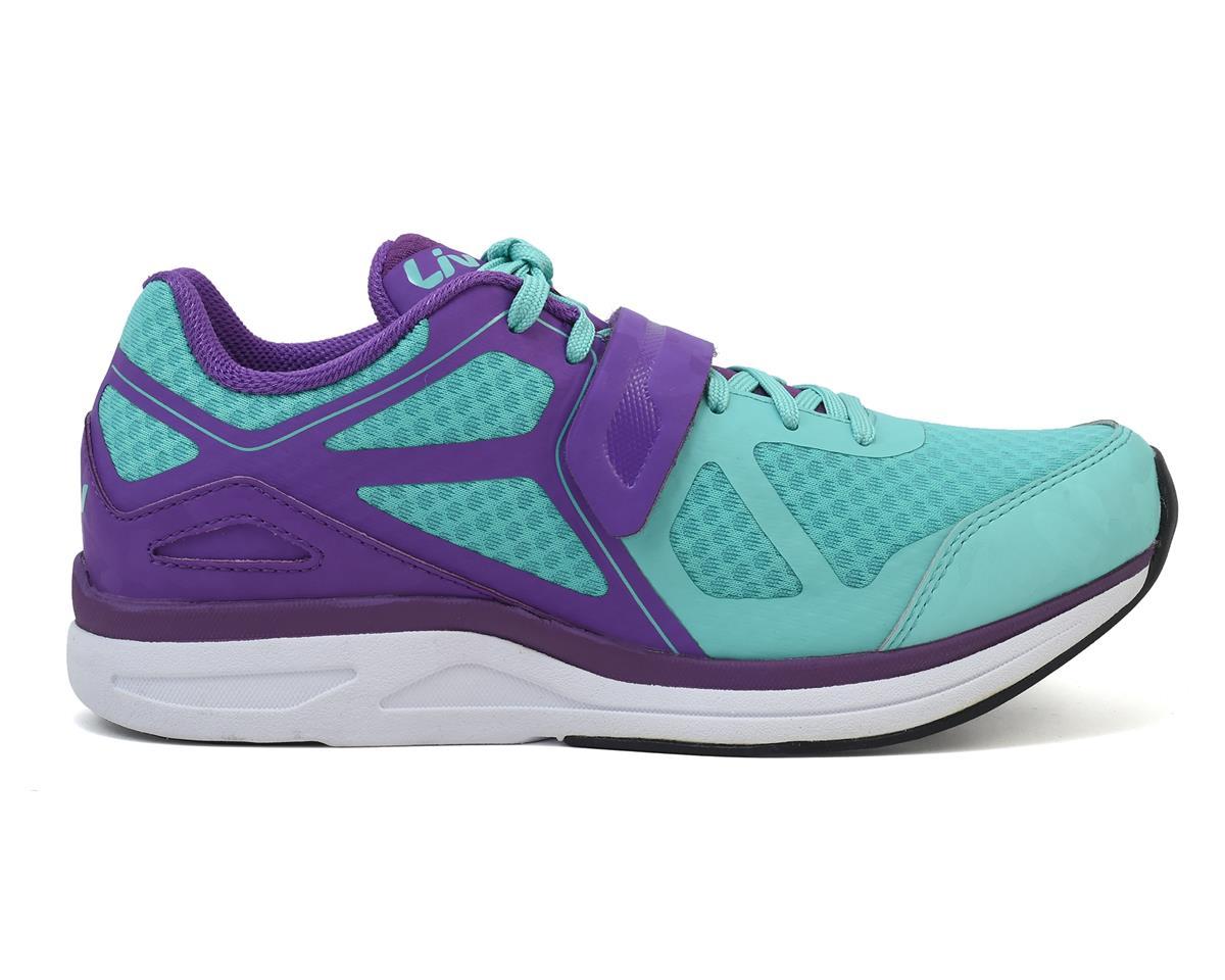 Liv/Giant LIV Avida Women's Fitness Shoe (Green/Purple)