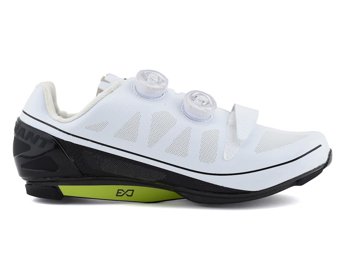 Giant GNT Surge V2 Road Shoe MES (White/Black) (Carbon Sole) (41)