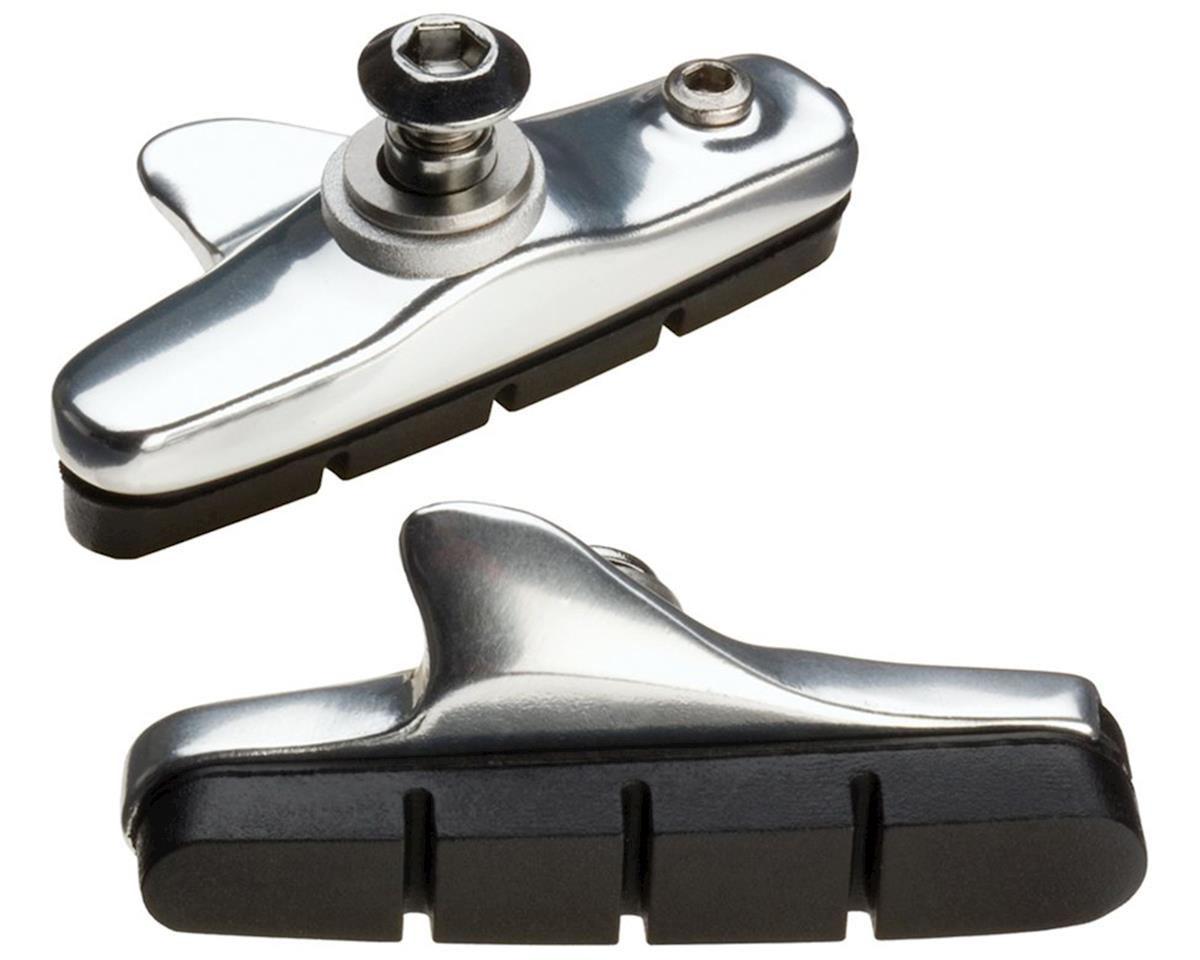 Giant Cartridge Road Brake Pads (Silver/Black)