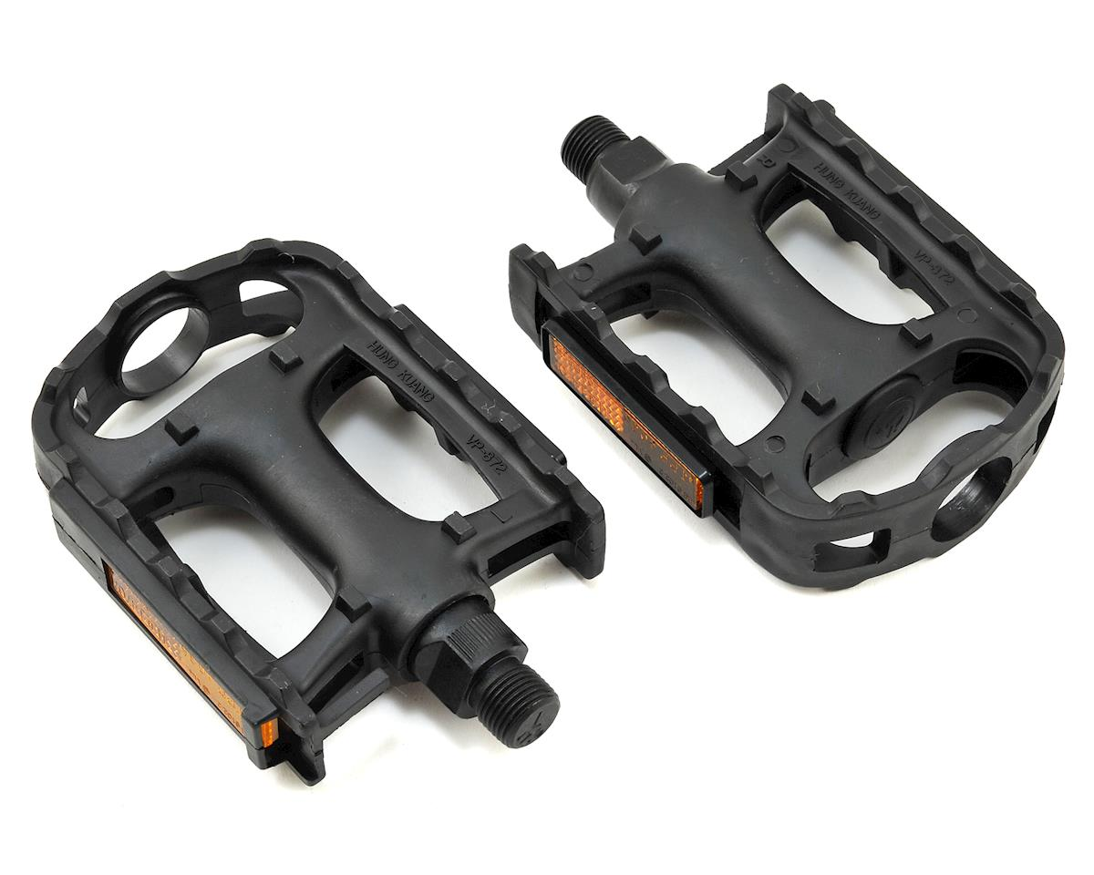 "Giant Nylon MTB Pedals 9/16"" Axle (Black)"