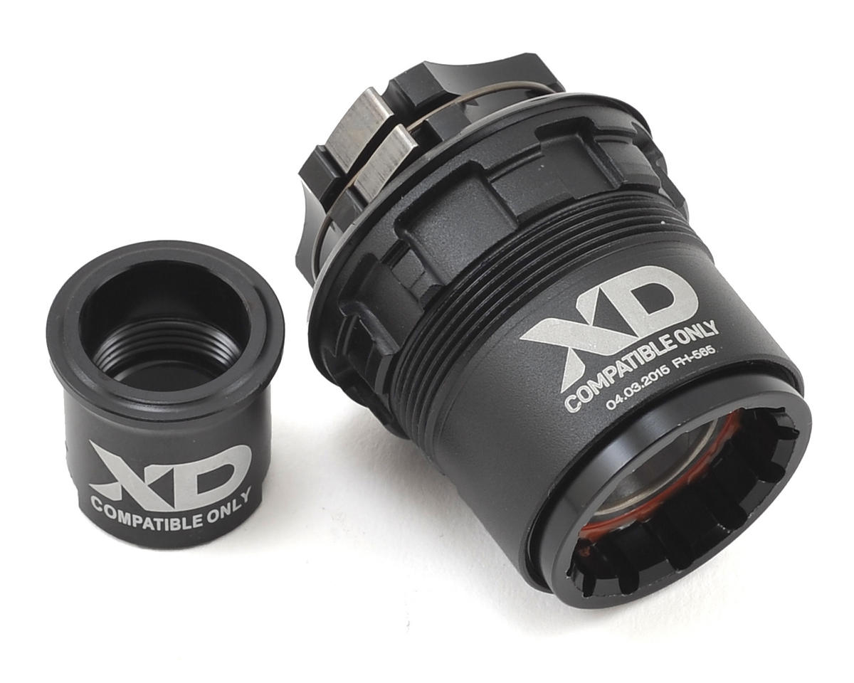 Giant XCR/TRX 1C SRAM XD Driver & 12x142mm Drive Side End Cap