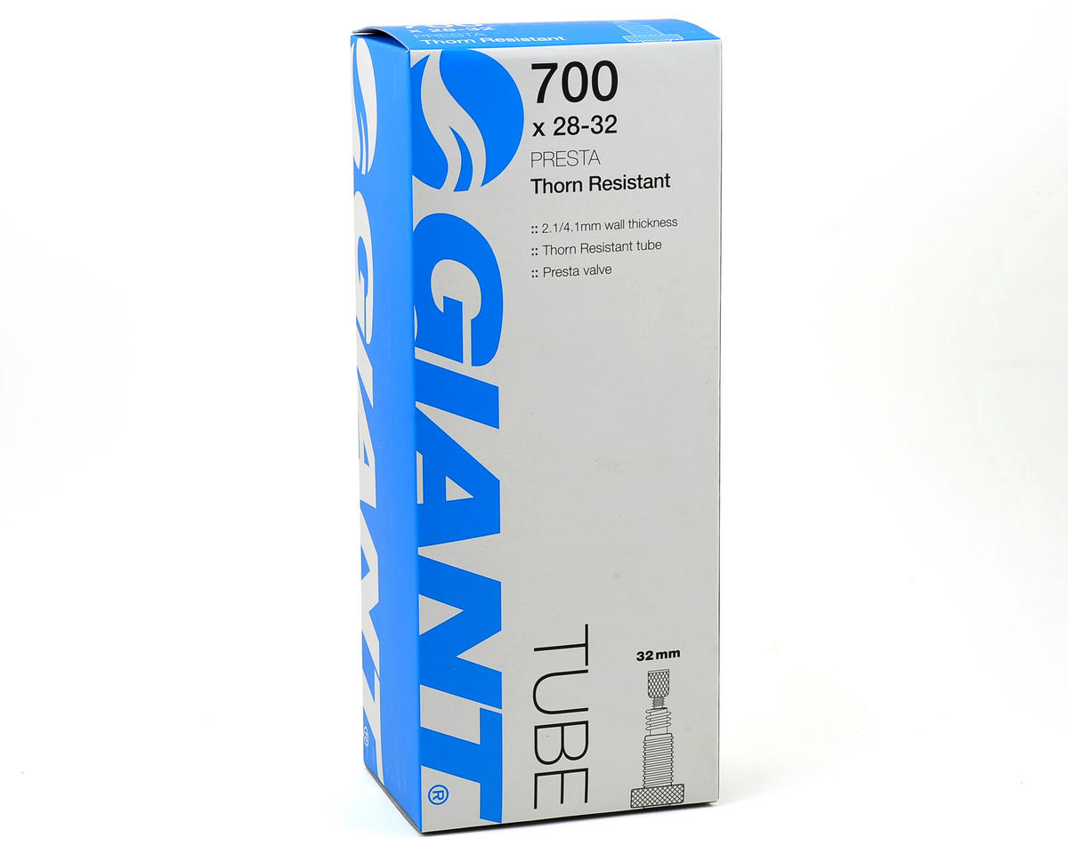 Giant 700c Thorn Resistant Tube (Presta) (700 x 28-32) (32mm)