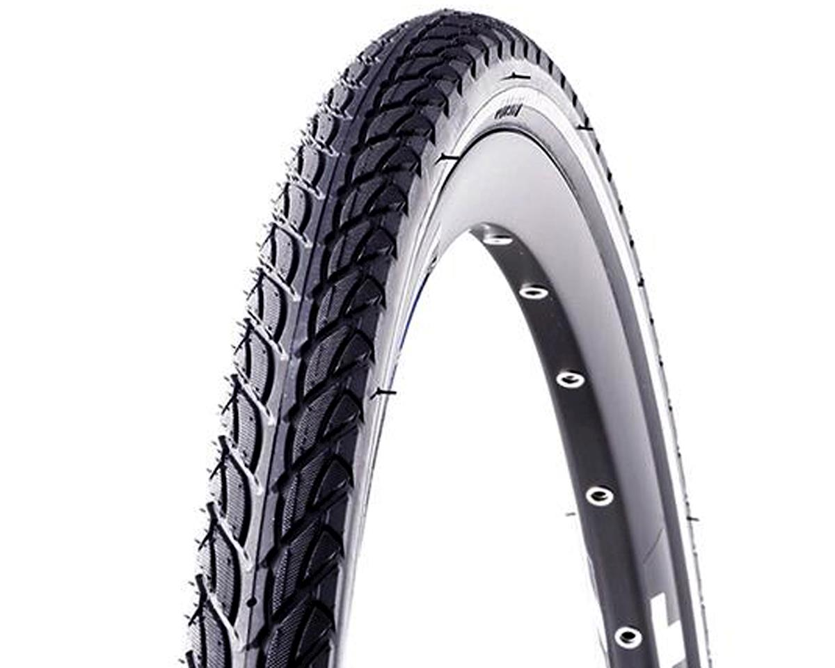 Giant P-X1 Tire (Wire Bead) (Black/Reflective) (700 x 35)