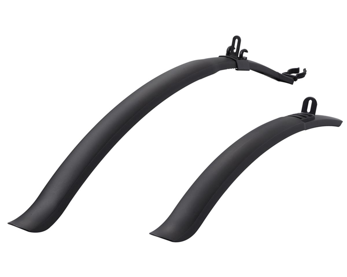 Giant Speedshield Race Clip-On Bike Fender Set (Black) (700 x 20-25)
