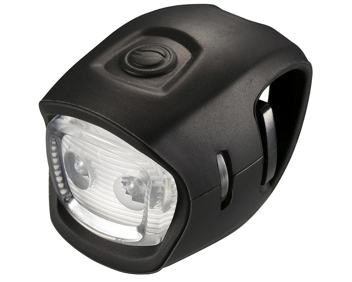 Giant Numen Mini HL 2-LED Bike Headlight (Black/White)