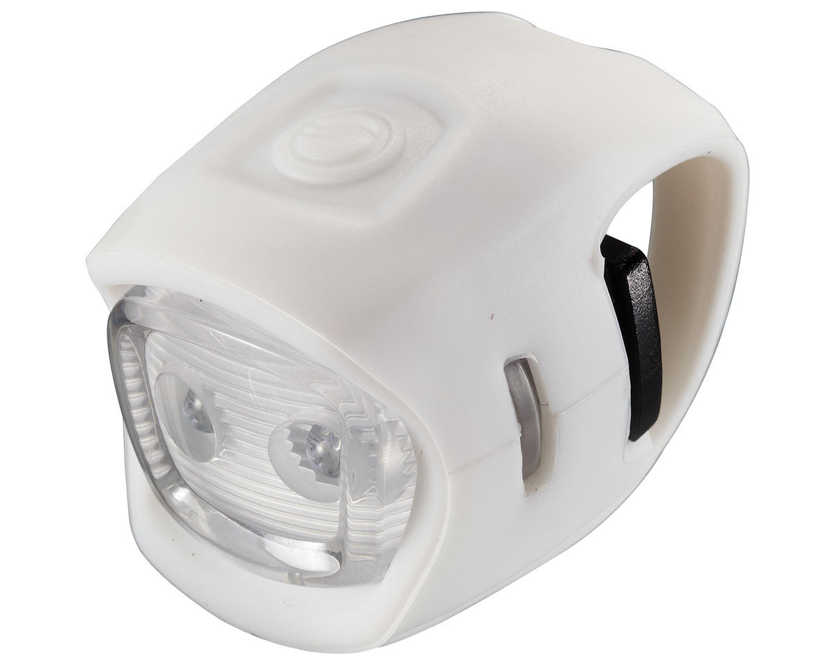 Giant Numen Mini HL 2-LED Bike Headlight (White/White)