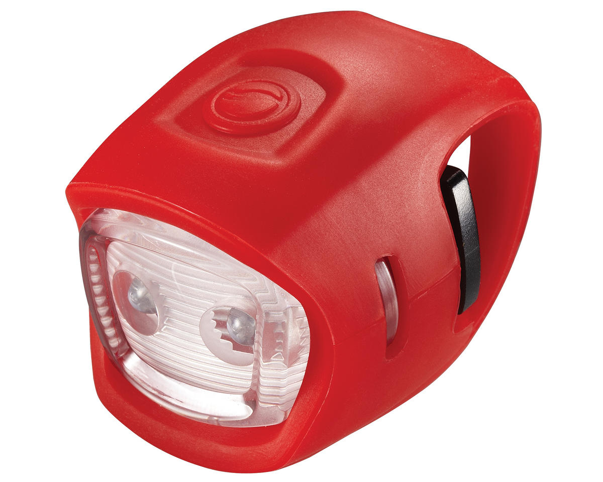 Giant Numen Mini HL 2-LED Bike Headlight (Red/White)
