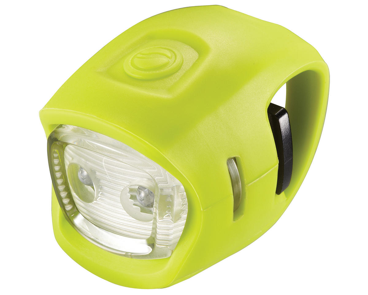 Giant Numen Mini HL 2-LED Bike Headlight (Green/White)
