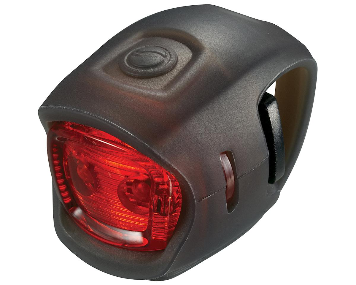 Giant Numen Mini TL 2-LED Bike Tail Light (Black/Red)